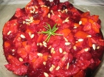 cranberry Clementine and Pumpkin Seed Conserve