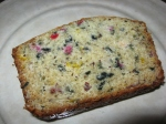 Holiday Cranberry Bread-001