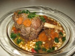 lamb shank with white beans