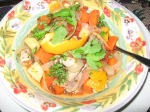 orange-mint pork veggie stew 003