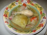 chicken cabbage soup 2