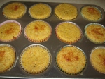 Peppered Corn Muffins