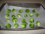 Roasted Brusels Sprouts 001
