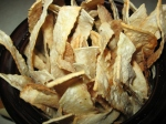 sugar cin. tortilla strips