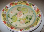cream of shrimp soup1
