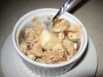 No Churn Icecream & Pear
