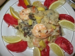 shrimp dijon 2