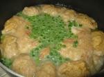 chicken dumpling