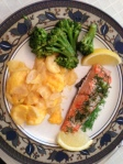 pic Pats oven poached salmon 6.14