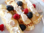 # 1 crepes to eat