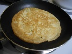 #3 crepe in pan